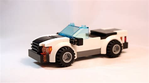 lego sports car custom lego sports car moc