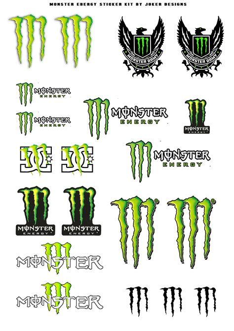 Sticker Stiker Energy Logo Hijau Stabilo energy sticker kit
