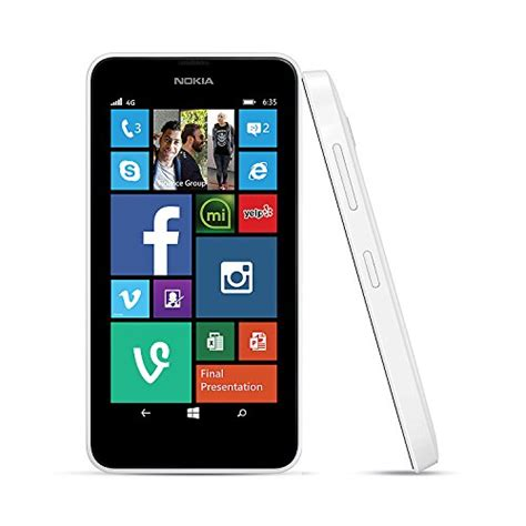 Nokia Lumia Octacore nokia lumia 635 8gb unlocked gsm 4g lte windows 8 1