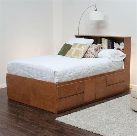 tete lit rangement idees accueil design et mobilier