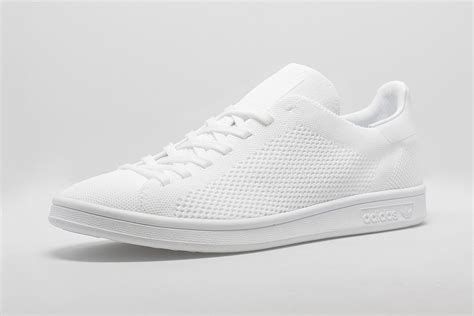 Adidas Stan Smith White adidas originals stan smith primeknit white black hypebeast