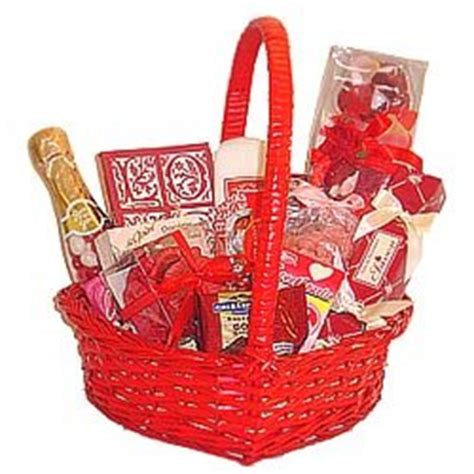 baskets for valentines day s day gift basket