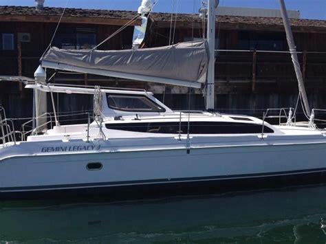 gemini legacy catamaran for sale 2016 gemini catamarans legacy 35 sail new and used boats