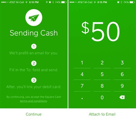 square debuts square cash service iphone app mac rumors