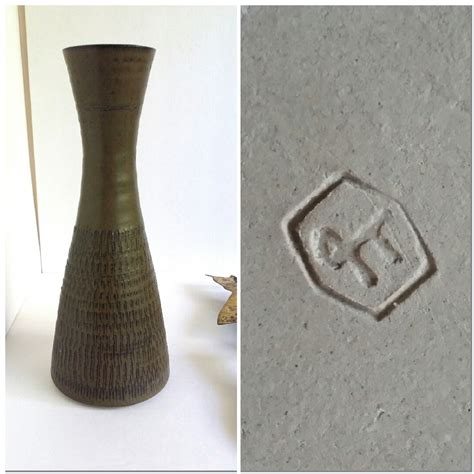 Vase Makers Marks by Mid Century Vase Makers Collectors Weekly