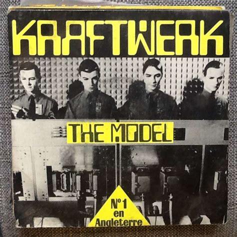 Kraftwerk The Model the model by kraftwerk sp with manatthan show ref 118257075