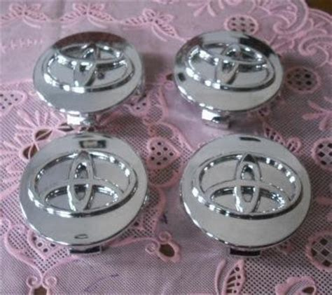 Tutup Wheel Dop Innova Chrome dop center velg toyota innova crome dop center