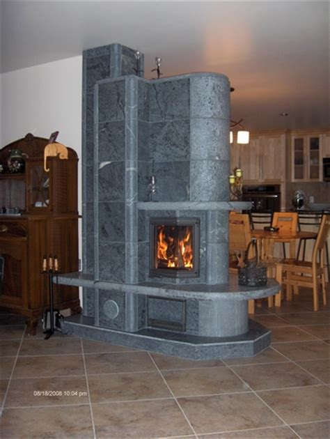 Soapstone Fireplace Canada by Gemini Custom Ontario