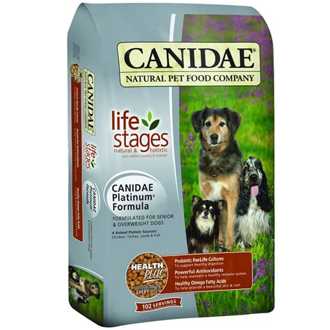 canidae food reviews canidae platinum food 30 lb