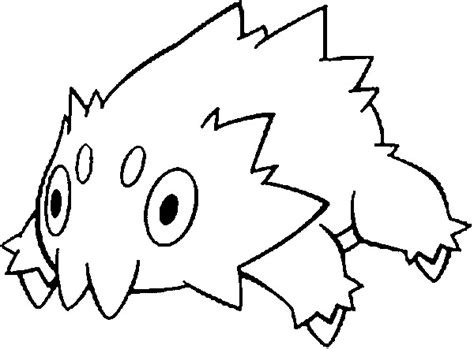 Pokemon Coloring Pages Joltik | coloring pages pokemon joltik drawings pokemon