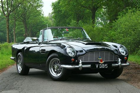 vintage aston martin convertible rare aston martin db5 convertible drives 5 6 million in