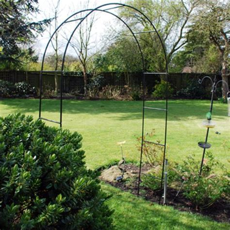 Garden Arch For Climbing Plants Selections 187 Kingfisher Self Assembly Garden Arch For