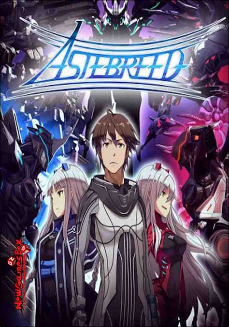 anime genre game astebreed pc game free download
