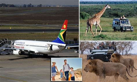 airfares from australia to south africa slashed daily mail