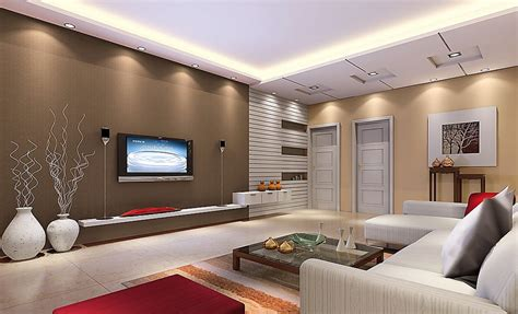 home living room interior design rendering 3d house