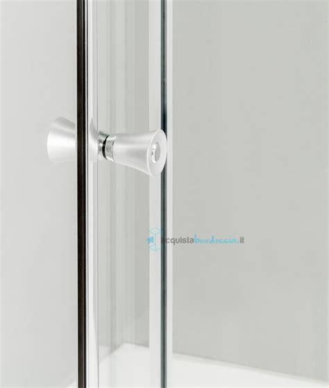 porta doccia 90 cm porta doccia scorrevole 90 cm opaco