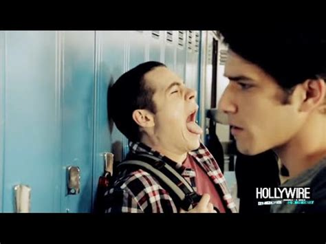 see the funniest moments from teen wolfs season 4 mtv teen wolf scott stiles bromance best funny moments