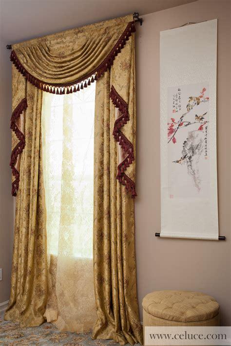 austrian drapes curtains austrian swag valances curtain drapes versailles rose