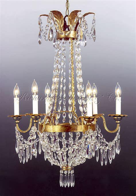 French Empire Crystal Chandelier Chandeliers Awasome Gallery Chandelier