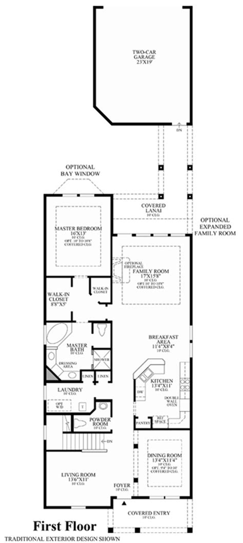 charleston floor plan 1st floor