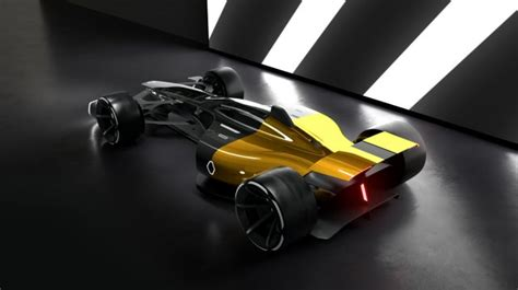 renault f1 concept renault unveil radical 2027 f1 concept car