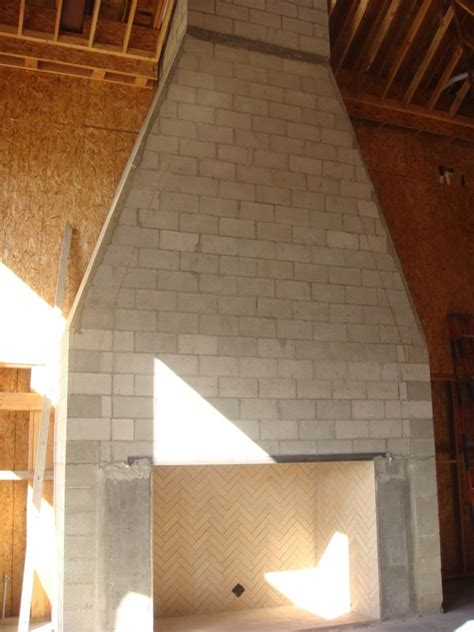 Building An Indoor Fireplace by Gallery 5 187 Mike Pearson Construction Inc