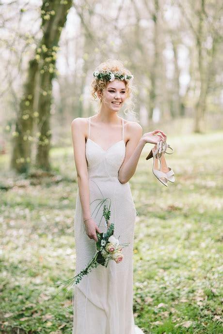 Hochzeitsfrisur Blumenkranz by Hochzeitsfrisur Blumenkranz