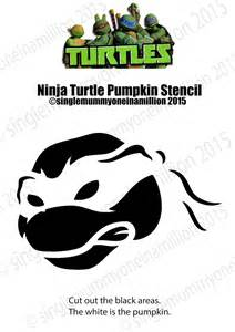Tmnt Pumpkin Template by Turtle Pumpkin Stencil Free