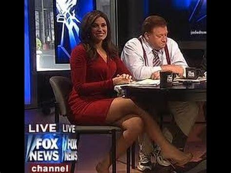best legs on fox news upskirt kimberly guilfoyle legs distract ana kasparian youtube