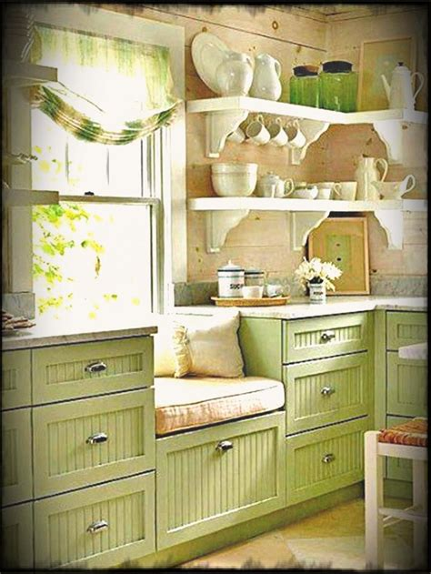 kitchen small country rustic design ideas green chiefs