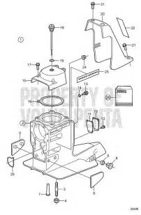 Volvo Outdrive Parts Volvo Penta Dp Outdrive Schematic Volvo Get Free Image