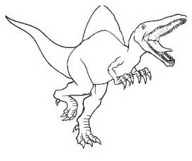 jurassic park coloring pages free coloring pages of jurassic park logo
