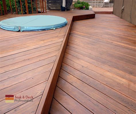 teak  deck restoration refinishing cleaning san