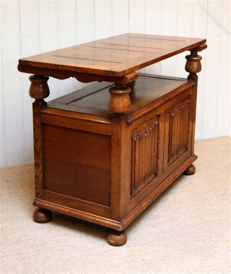 wooden monks bench solid oak monks bench antiques atlas