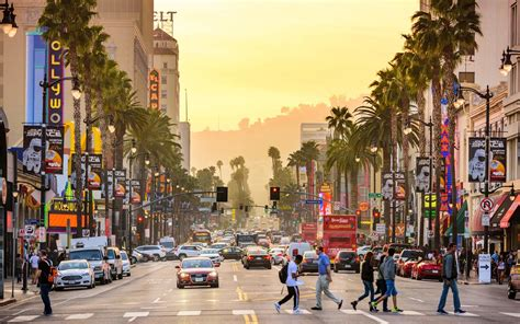 California Search Los Angeles The Most Cities In America 2017 Travel Leisure
