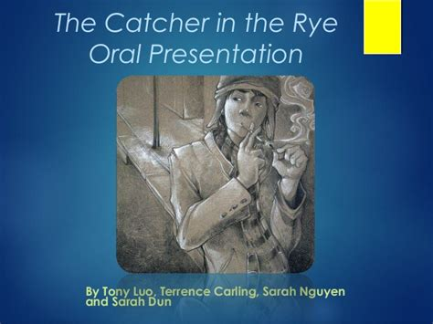 the catcher in the rye series 1 the catcher in the rye 2nd edition