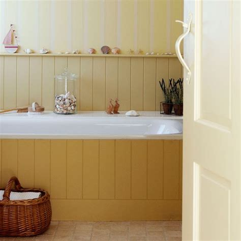 country bathroom with tongue and groove panelling bathroom country homes interiors takes a tour round