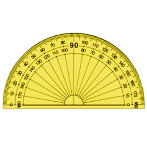 Protactor Bodi protractor definition geometry measuring tool with exle
