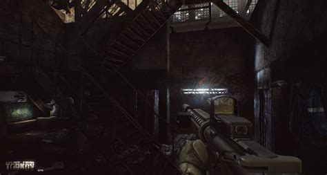 Escape From new footage from escape from tarkov closed alpha released
