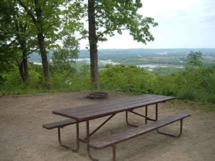 wyalusing state park places to stay in driftless wisconsin pinter