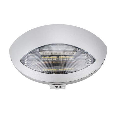Outdoor Emergency Lighting Cooper Lighting Ael246 Sure Lites Outdoor Emergency Lighting Led 120v Silver Cad 295 33