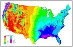 areas of increasing and decreasing rainfall
