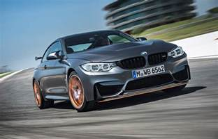 new bmw m4 gts is bmw s fastest road car motrface