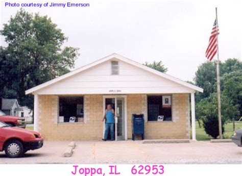 illinois post offices