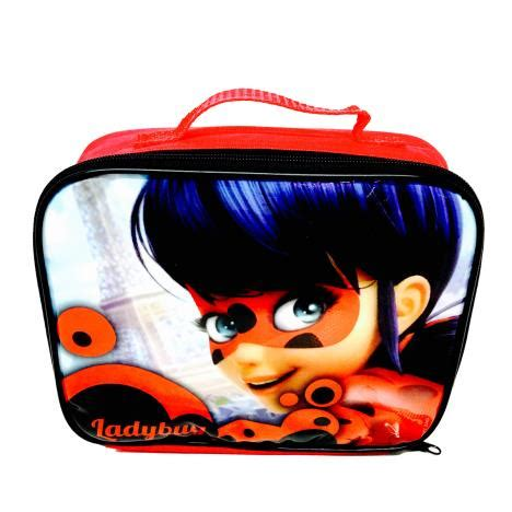 Lunch Bag Lb miraculous ladybug insulated lunch bag cat lb 1004 character brands