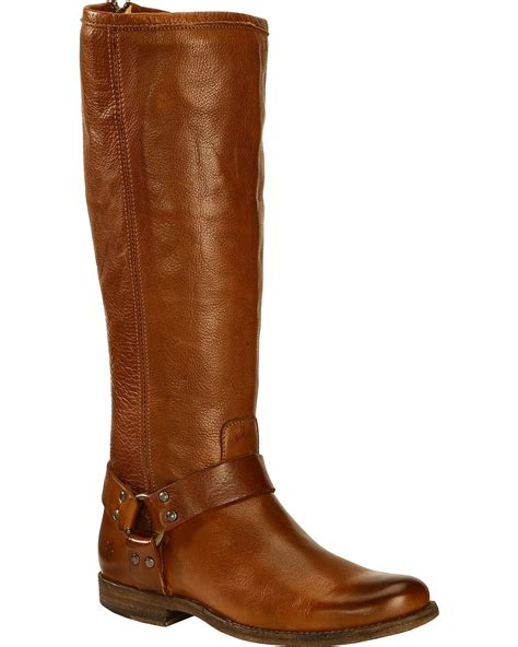 frye boots sale frye s phillip harness boot extended calf