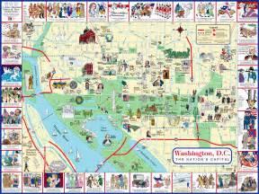 Map Washington Dc by Washington Dc City Map Washington Dc Mappery