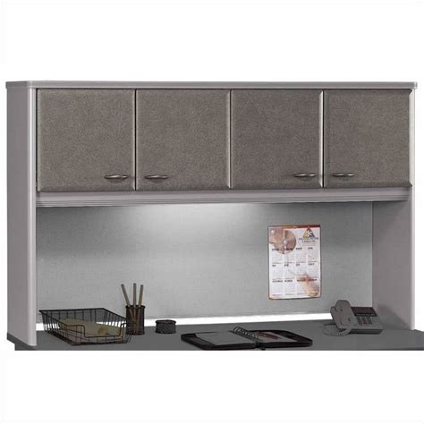 bush business a series cubicle desk in white spectrum and