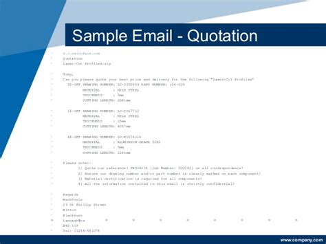 email format quotation autodesk inventor batch plot automatic email quotation
