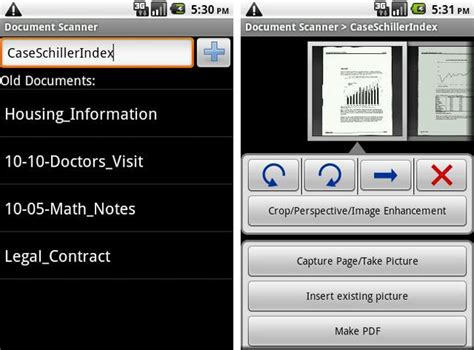 Android Document Scanner